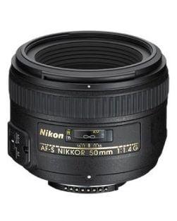 Nikon 50mm f1.4 G AF-S