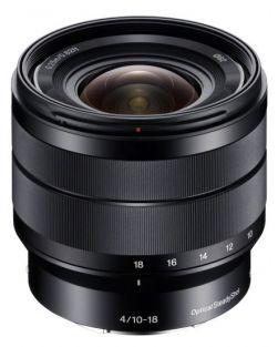 Sony 10-18mm f4 OSS Lens (SEL1018)