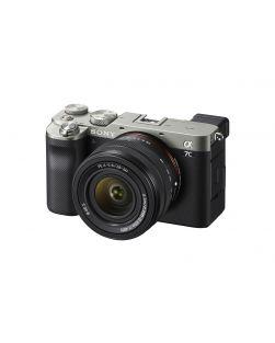 Sony A7C Silver Mirrorless Camera & 28-60mm f4-5.6 Lens