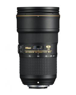 Nikon 24-70mm f2.8E ED VR AF-S NIKKOR Lens