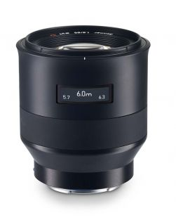 Zeiss 85mm f1.8 Batis Lens (Sony E-Mount Fit)