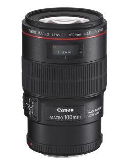 Canon 100mm f2.8L Macro IS USM EF Lens