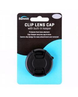 Summit 58mm Lens Cap with Cap Keeper