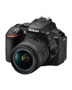 Nikon D5600 DSLR Camera & 18-55mm AF-P VR Lens Kit