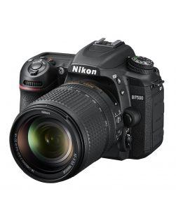 Nikon D7500 DSLR Camera & 18-140mm AF-S VR Lens