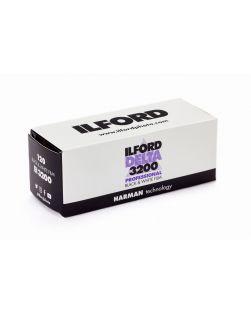 Ilford Delta 3200 Professional 120 Format Film