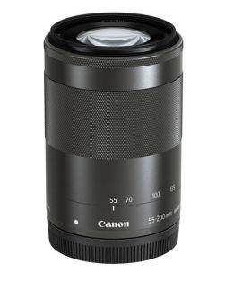 Canon 55-200mm f4.5-6.3 IS STM EF-M Lens