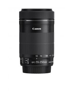 Canon 55-250mm f4-5.6 IS STM EF-S Lens