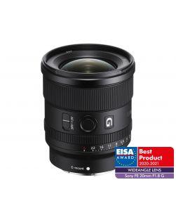 Sony 20mm f1.8 G FE Lens (SEL20F18G)