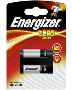 Energizer 2CR5 Photo Lithium Battery