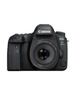 Canon EOS 6D Mark II DSLR Camera & 50mm f1.8 STM EF Portrait Kit