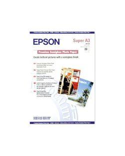 Epson Premium Semi Gloss A3+ Photo Paper 20 Sheets