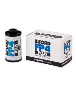 Ilford FP4 Plus 35mm Film (36 Exposures)
