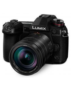 Panasonic Lumix G9 Mirrorless Camera & 12-60mm Leica DG OIS Lens Kit