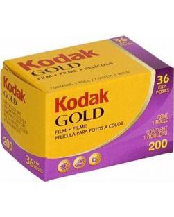 Kodak Gold 200 35mm Film (36 Exposures)