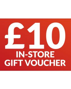 CameraWorld £10 Gift Voucher (In-store Only)