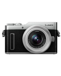 Panasonic Lumix GX880 Mirrorless Camera with 12-32mm Mega OIS Lens Kit (Silver)