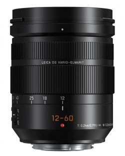 Panasonic 12-60mm f2.8-4 Leica DG VARIO-ELMARIT OIS Lens