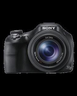Sony Cyber-Shot DSC-HX400V Digital Bridge Camera with WiFi