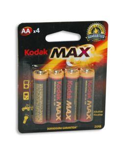Kodak MAX AA (Pack Of Four)