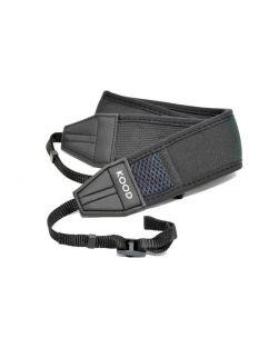 Kood Neoprene Non-Slip Camera Neck Strap (D-Ring Connection)