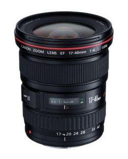 Canon 17-40mm f4L USM EF Lens