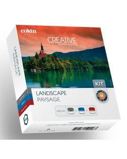 Cokin Landscape Filter Kit (M-Size / P Series)