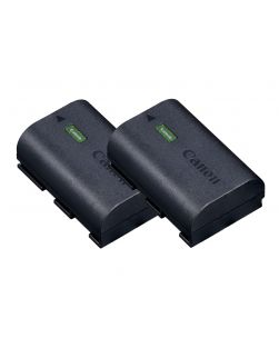 Canon LP-E6NH Battery Twin Pack
