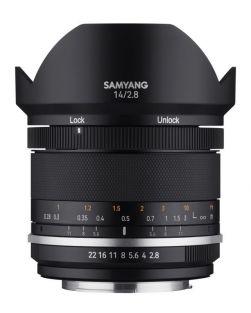 Samyang 14mm f2.8 MF II Lens (Nikon FX)