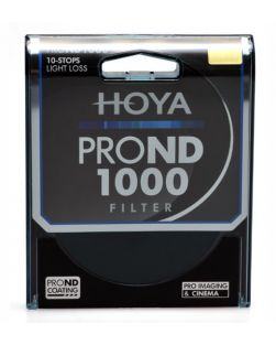 Hoya Pro ND 1000 10 Stop Filter - 55mm