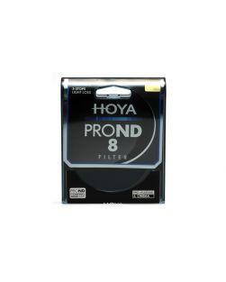 Hoya Pro ND 8 Neutral Density Filter - 62mm