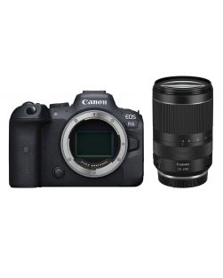 Canon EOS R6 Mirrorless Camera & 24-240mm f4-6.3 IS USM RF Lens Kit