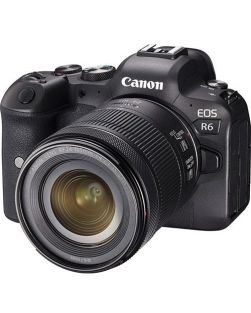 Canon EOS R6 Mirrorless Camera & 24-105mm f4-7.1 IS STM Lens Kit