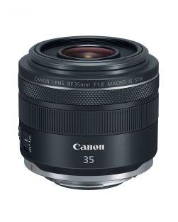 Canon RF 35mm f1.8 Macro IS STM Lens