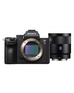 Sony A7 III Mirrorless Camera & 55mm f1.8 Sonnar T* ZA FE