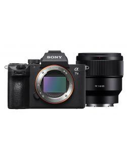 Sony A7 III Mirrorless Camera &  85mm f1.8 FE Lens