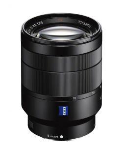 Sony 24-70mm f4 Vario Tessar T* ZA OSS FE Lens (SEL2470Z)