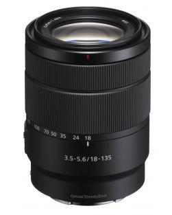Sony 18-135mm f3.5-5.6 E OSS Lens (SEL18135)