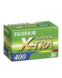 Fujifilm Superia X-TRA 400 35mm Film (36 Exposures)
