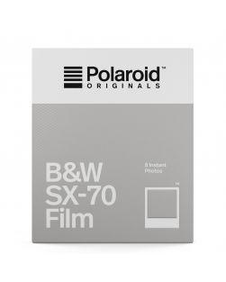 Polaroid Originals: Black & White Instant Print Film for SX-70