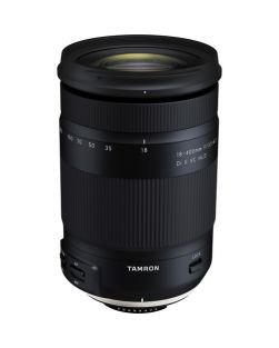 Tamron 18-400mm f3.5-6.3 Di II VC HLD Lens (Canon EFs Fit)