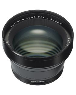 Fujifilm TCL-X100 II Tele-Conversion Lens (Black)