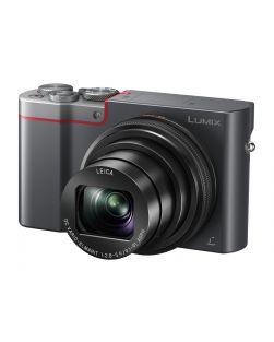 Panasonic Lumix TZ100 Digital Compact Camera (Silver)