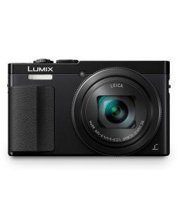 Panasonic Lumix TZ70 Digital Compact Camera (Black)