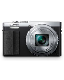 Panasonic Lumix TZ70 Digital Compact Camera (Silver)