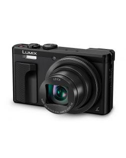 Panasonic Lumix TZ80 Digital Compact Camera (Black)