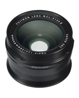 Fujifilm WCL-X100 II Wide Conversion Lens (Black)