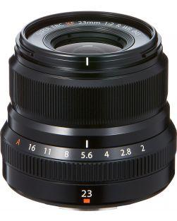Fujifilm 23mm f2 R XF WR Lens (Black)