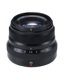 Fujifilm 35mm f2 R WR XF (Black)