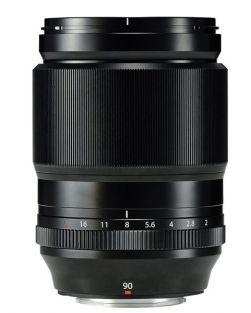 Fujifilm 90mm f2 R LM WR XF Lens